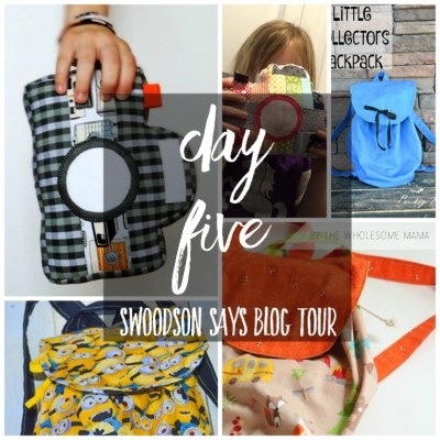 A Week of Softies! Swoodson Says Blog Tour – Day 5
