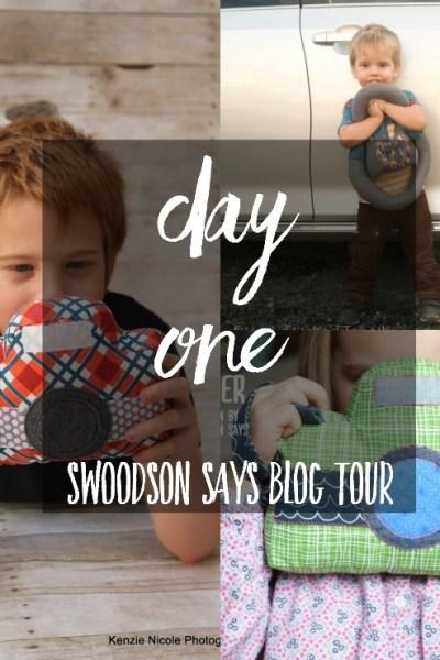 Swoodson Says Blog Tour Day 1 - Soft toys for boys & girls