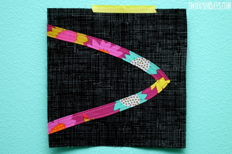 beginner quilt block