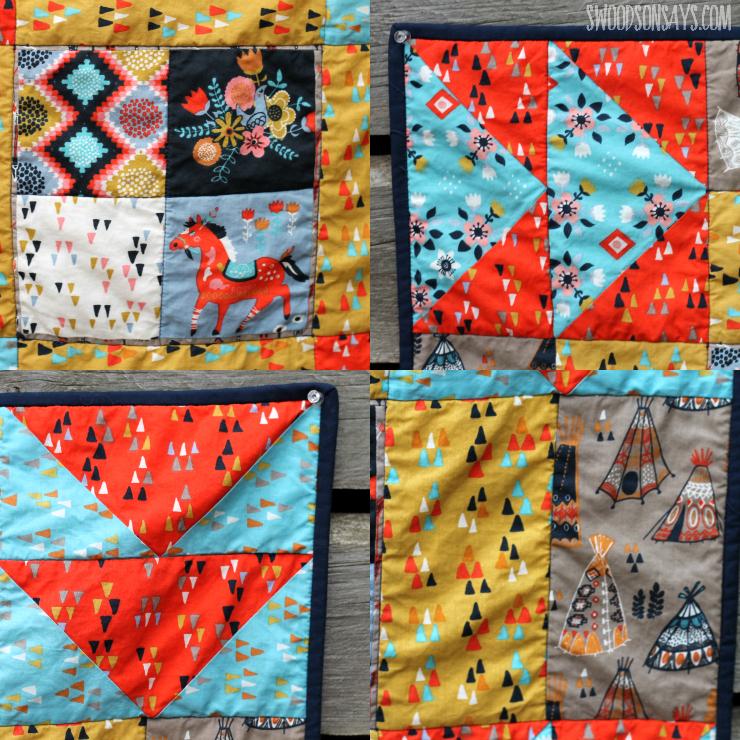 wildland fabric closeup
