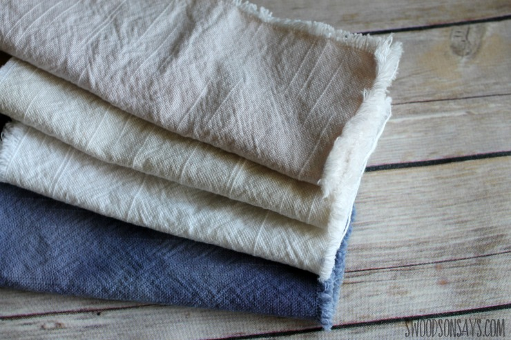 natural dyes and fabric