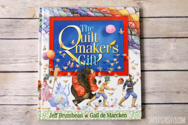 the quiltmakers gift book review