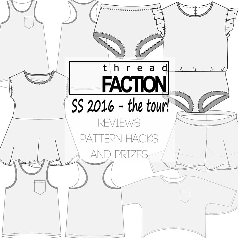Thread Faction SS2016 Blog Tour