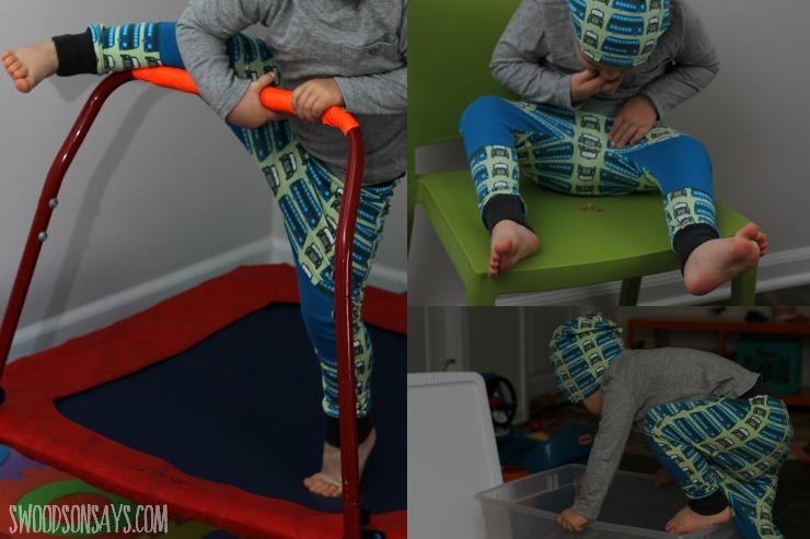 harem pants movement