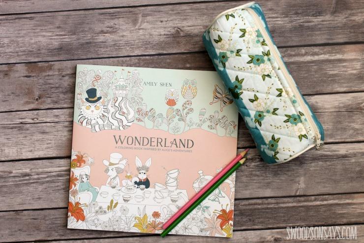 wonderland book review