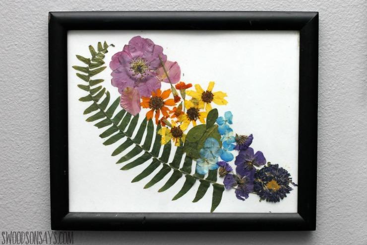 framed-3d-flower-frame