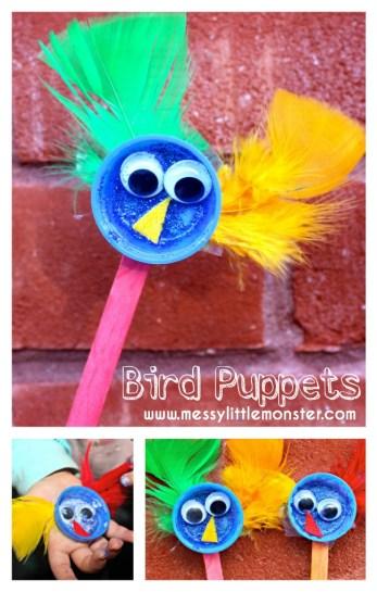 bird-puppet-kids-craft-bottle-top