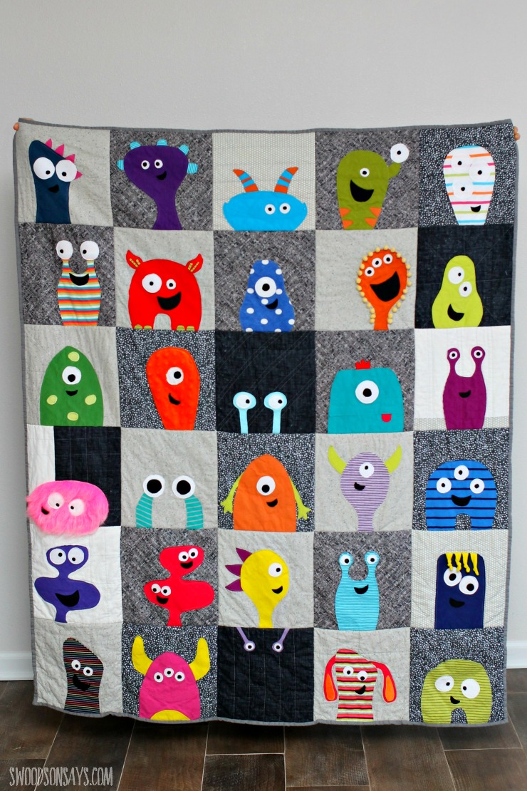 monster-applique-quilt-craftsy-class