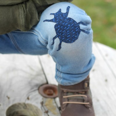 Sew On Patches for Jeans
