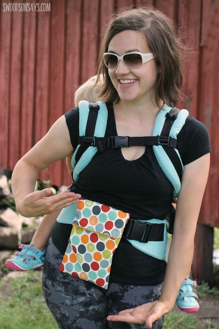 diy convertible fanny pack sewing tutorial