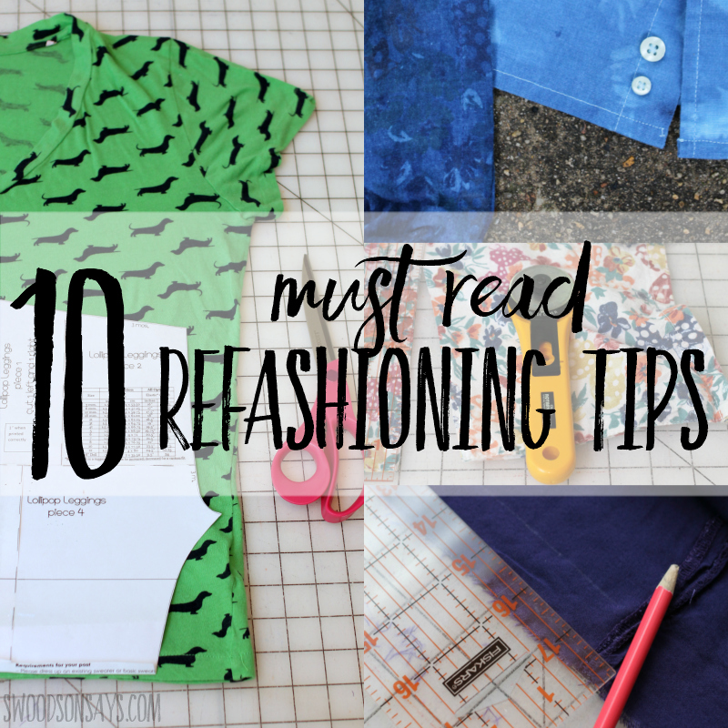 Best tips for refashioning old clothes into looks you'll love