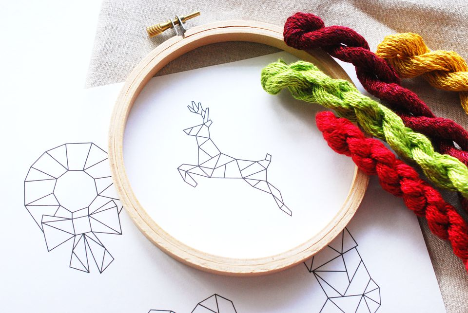 Christmas Embroidery Patterns Free.25 Christmas Hand Embroidery Patterns Swoodson Says