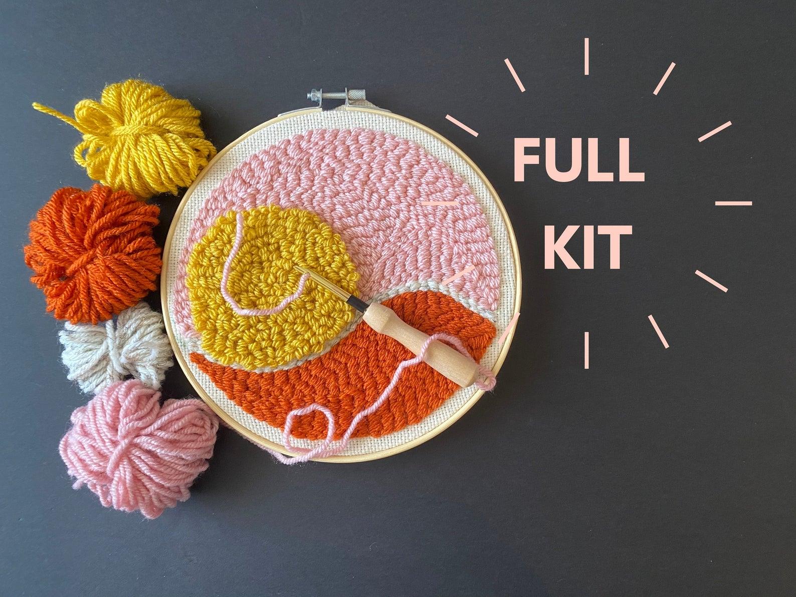 sun punch needle kit