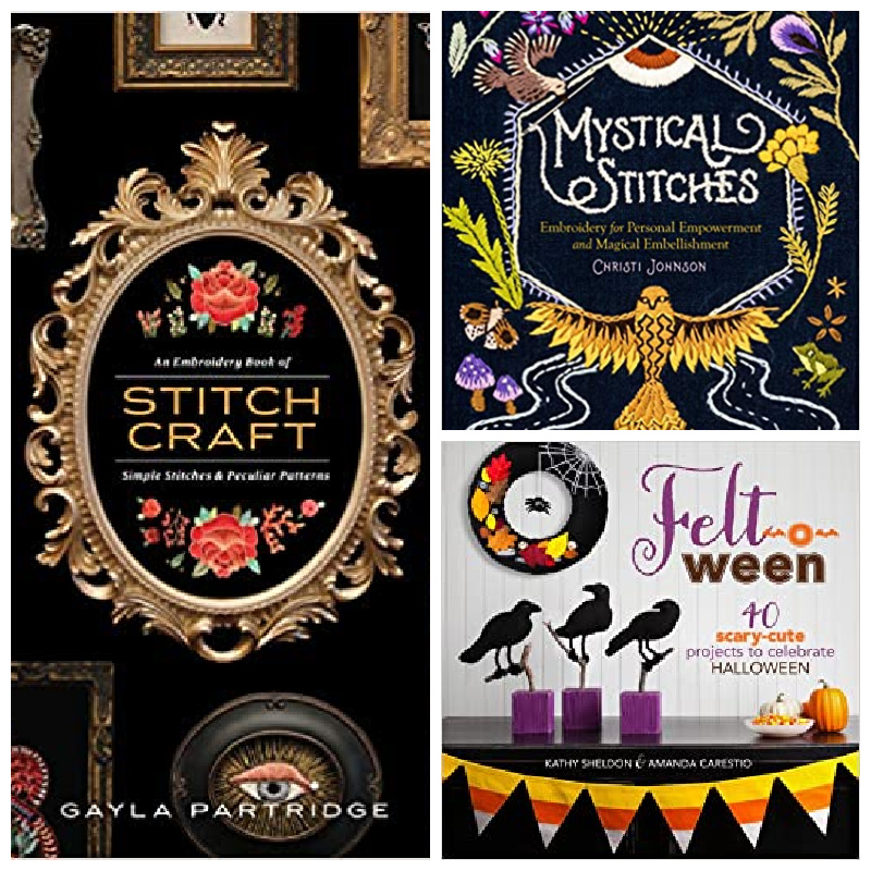 halloween craft books for adults