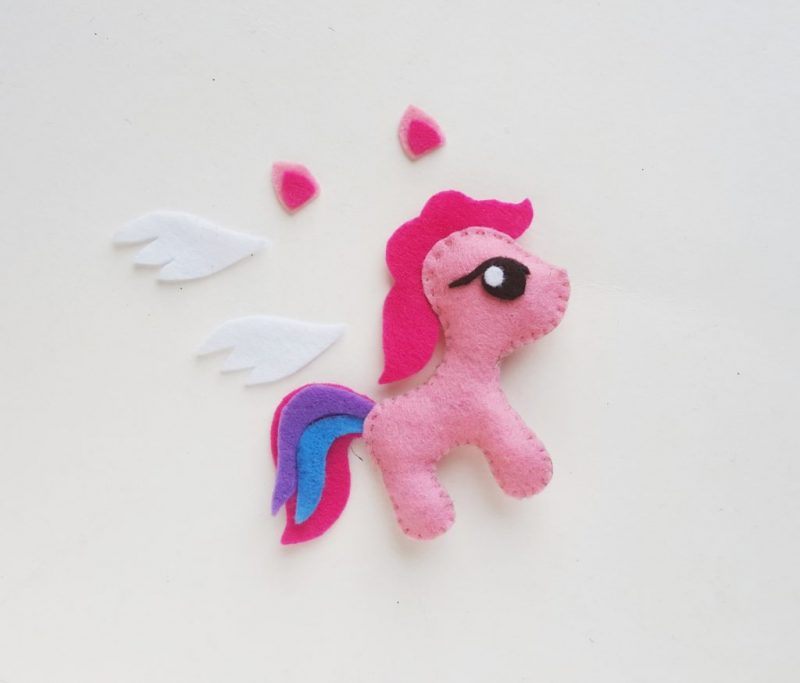 The cutest felt animals patterns to sew! - Swoodson Says