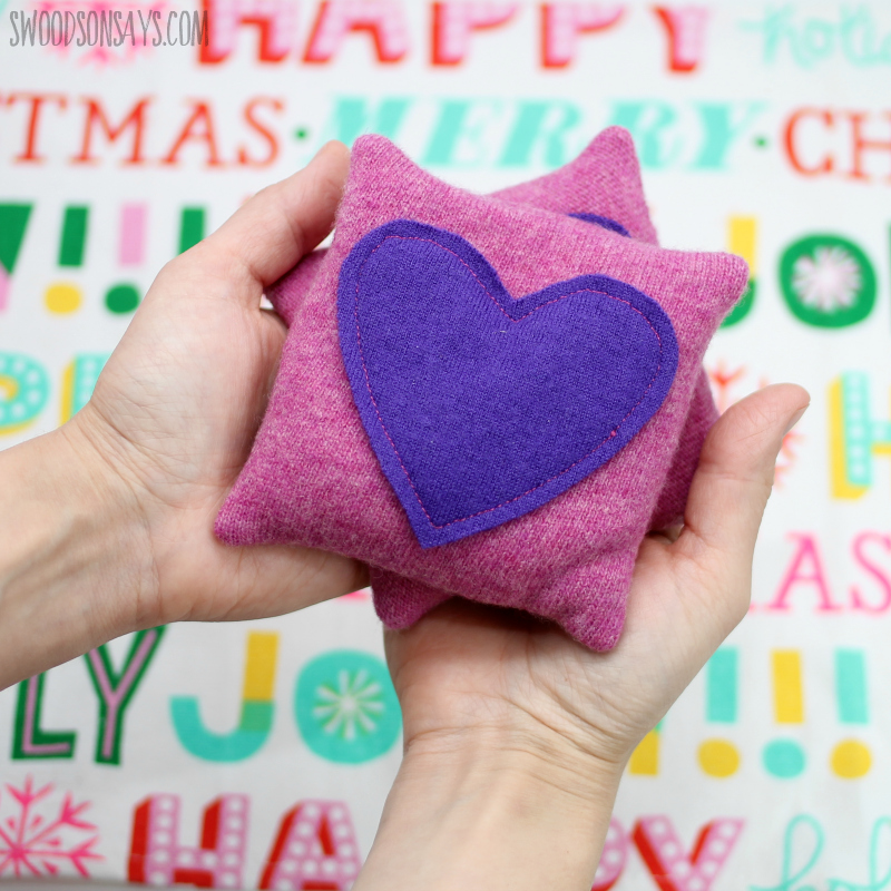 free pattern easy hand warmers to sew