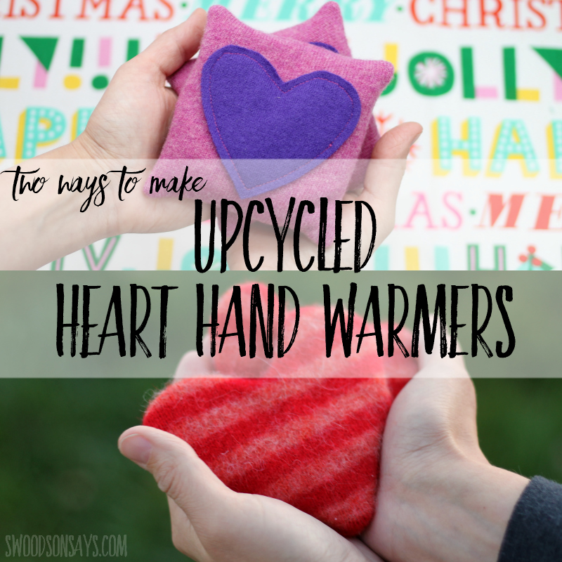 how to make handmade hand warmers