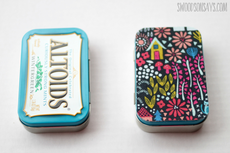 altoid tin project