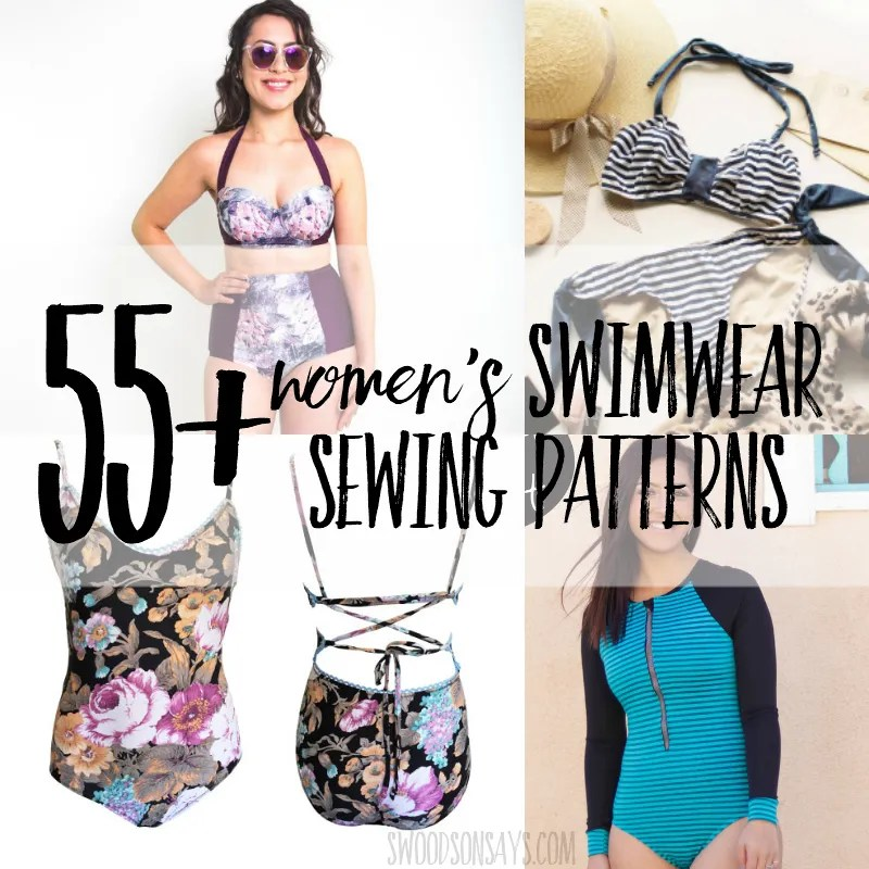 swimsuit sewing patterns