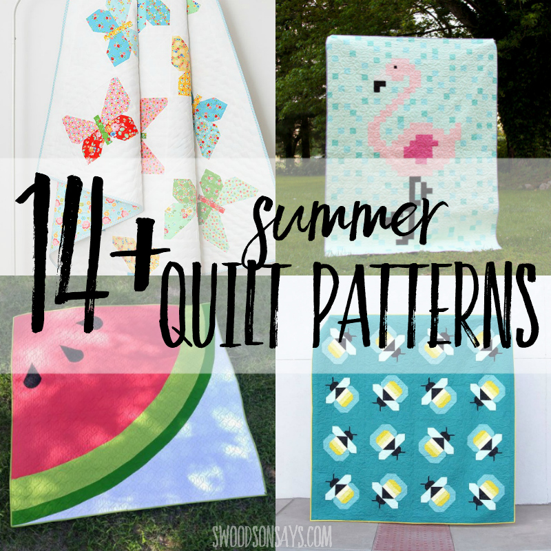 Summer quilt patterns you'll love