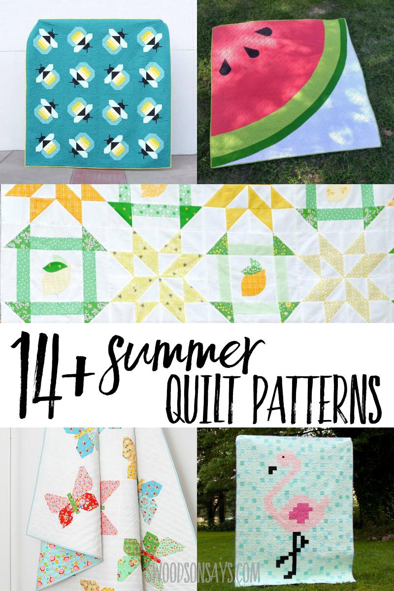 summer quilt ideas