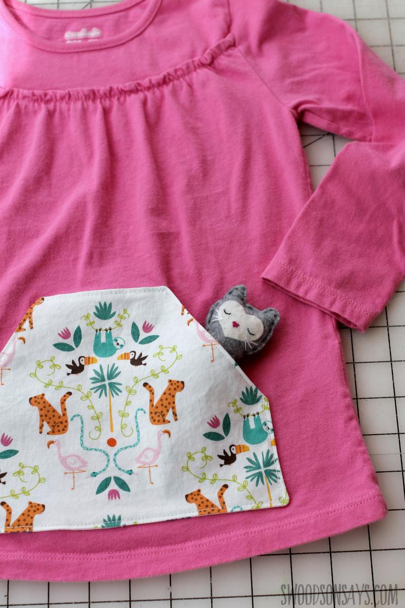 free kangaroo pocket pattern