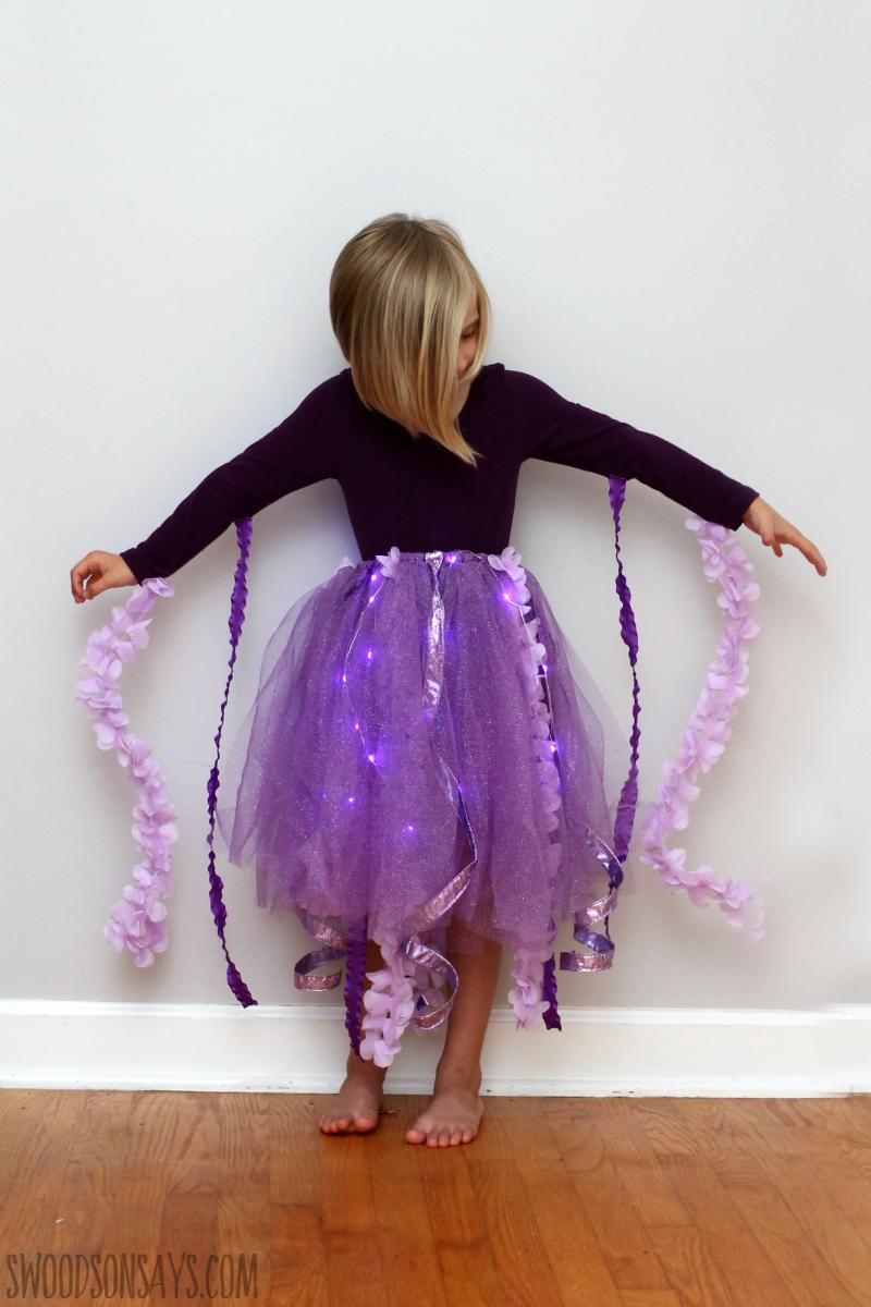 jellyfish comfy costume diy