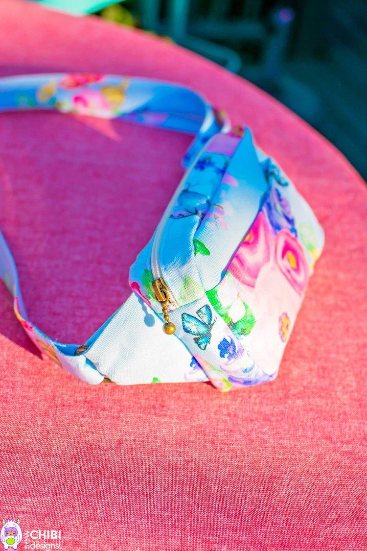 free waist bag pattern