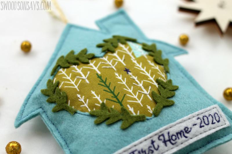 free felt leaf template