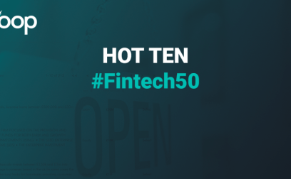 Swoop recognised as one of the HOT TEN by FinTech50