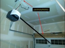 Home Depot Garage Door Opener Installation