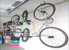 Hang Bikes In Garage