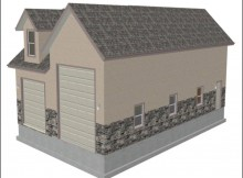 Rv Garage Plans With Living Quarters