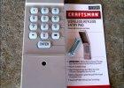 Sears Garage Door Opener Keypad