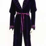 Lot 1282 A Voyage Made In England Purple Velvet