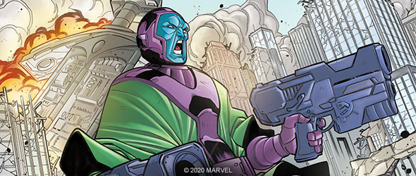 Marvel Champions – The Once and Future Kang