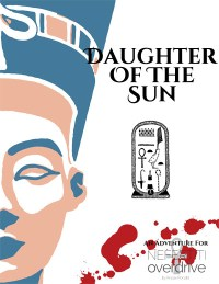 Daugther of the Sun Cover
