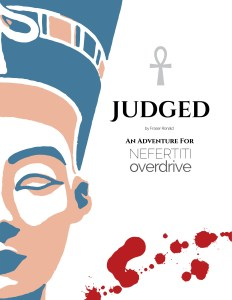Judged Cover