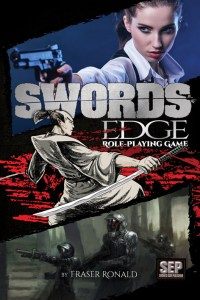 Sword's Edge Cover