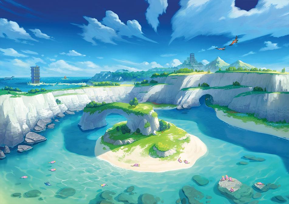 Isla de la Armadura