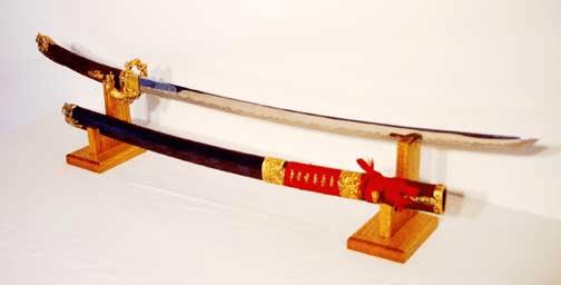 sword display stands dagger display