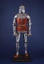 Composite armor in the Metropolitan.
