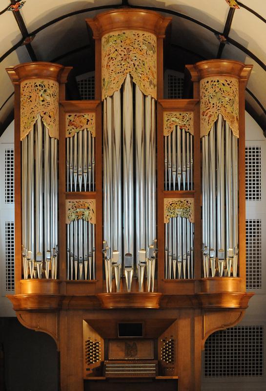 Škrabl Organ