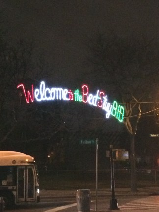 Welcome to Bed-Stuy