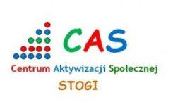 logo Centrum Aktywizacji Społecznej STOGI