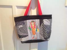 0106 Judith Newman lets go shopping tote bag