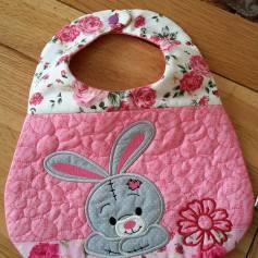 2303 eileen park 1 baby bunny bib