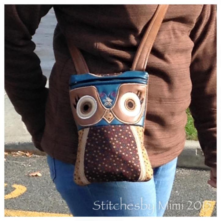 owl shoulder stitchesby mimi autumn