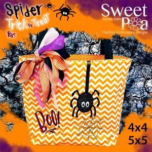 machine embroidery design in the hoop Halloween