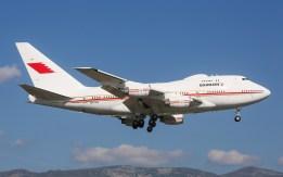 Boeing 747SP - Bahrain Government - A9C-HAK - Genève GVA/LSGG 26.08.2015 - Photo copyright: Aybars Cakmakkiran